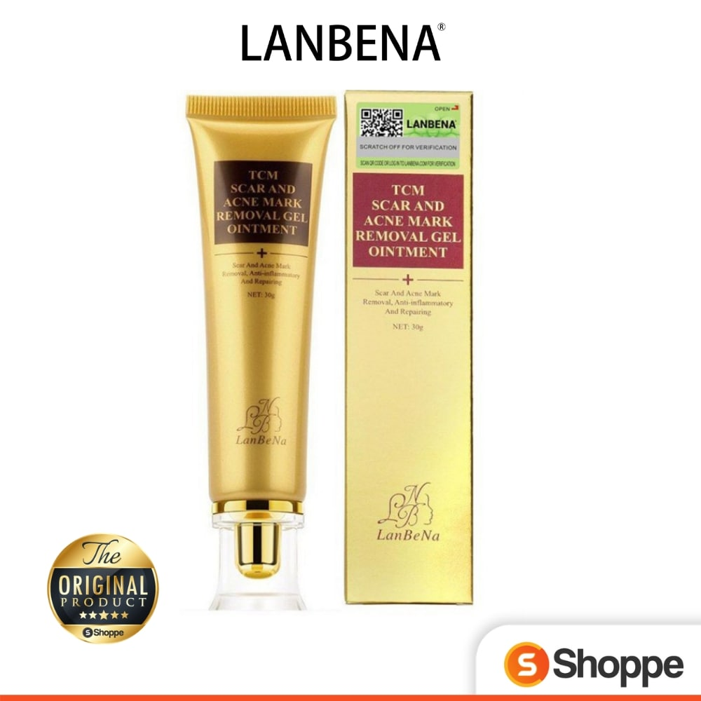 Lanbena Tcm Cream For Acne And Marks Removal Ointment